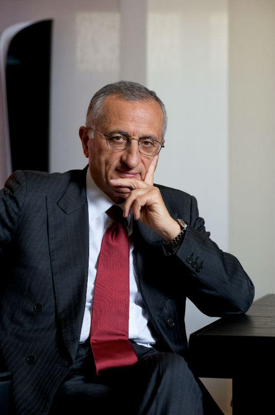 Vito Gamberale, Amministratore Delegato di F2i