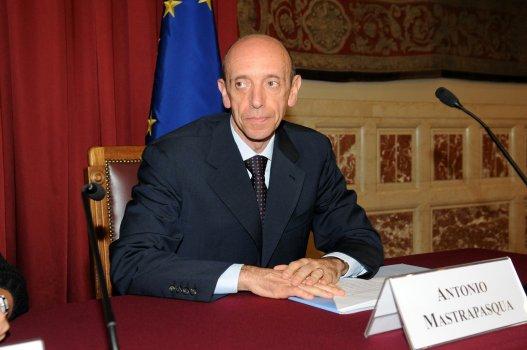 Antonio Mastrapasqua