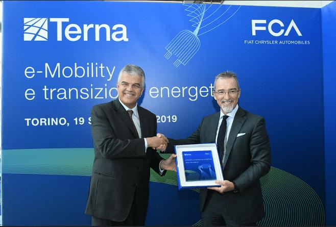 E-mobility: Luigi Ferraris a Torino per la firma dell'accordo Terna – FCA