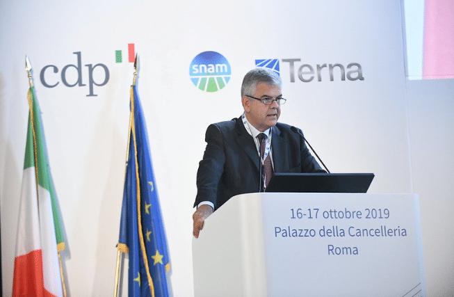 Terna, Stati Generali della Transizione Energetica: l'intervento dell'AD e DG Luigi Ferraris
