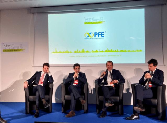 Salvatore Navarra racconta PFE S.p.A. ad ALI Expo: le sfide delle Imprese a conduzione familiare