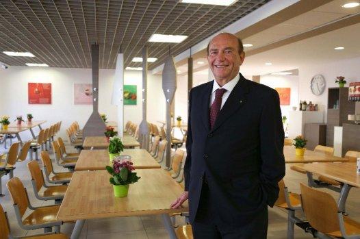 Ripartenza, Ernesto Pellegrini sceglie Burioni per la sicurezza